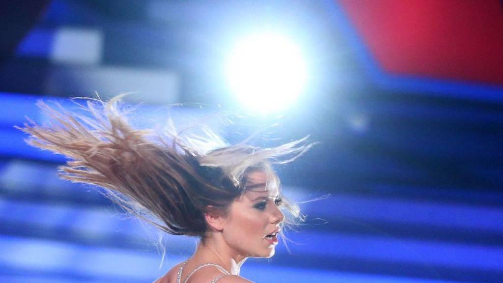 Mit Shows wie «Let's Dance» begeistert zwar TV-Zuschauer, doch Umsatz und Gewinn gingen Anfang Jahr dennoch zurück. (Symbolbild)