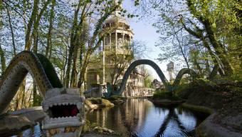 Ein Lichtblick für den Skulpturenpark: Ein neuer Stiftungsrat macht sich per sofort an dessen Rettung.