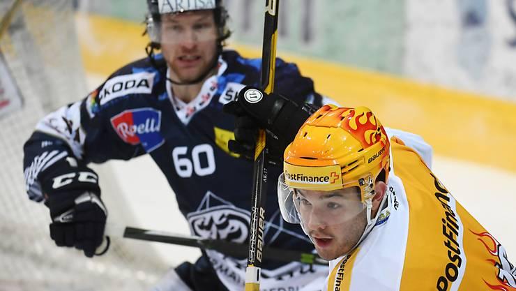 Lugano und Luca Fazzini haben im Derby wieder einmal die Nase vorn