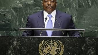 Seine Amtszeit ist längst abgelaufen: Kongo-Präsident Joseph Kabila hat einen neuen Übergangsregierungschef ernannt. (Archivbild)