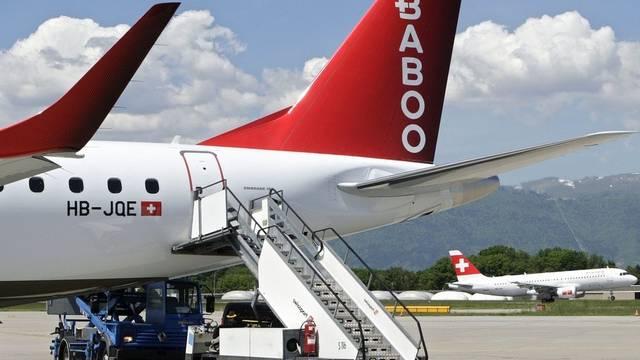 Baboo fliegt nicht mehr nach Athen und London