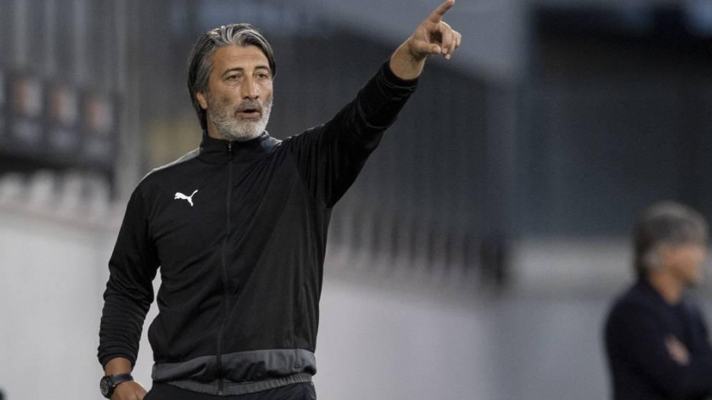 Ehemaliger FCL-Trainer Murat Yakin soll Petkovic-Nachfolger werden