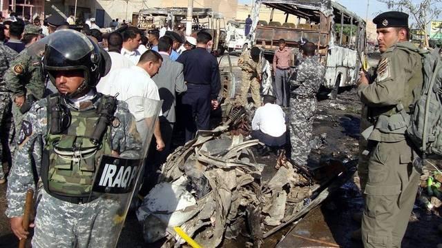 In Nadschaf starben fünf Menschen durch eine Bombe