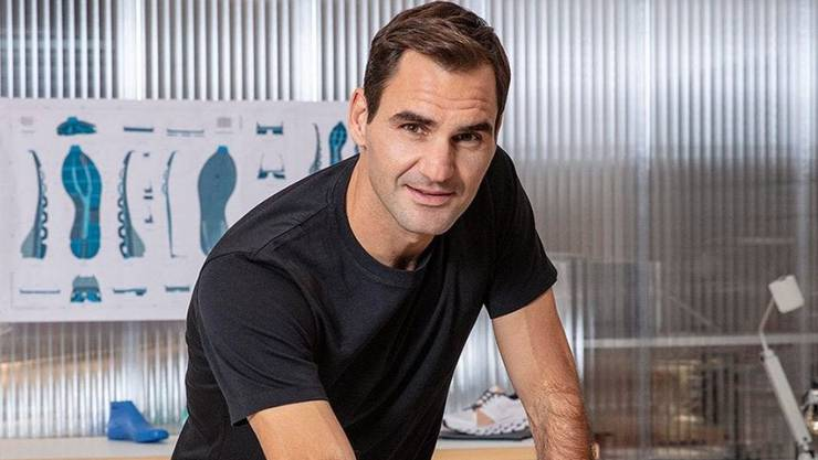 Roger Federer ist jetzt Miteigentümer der Firma On.