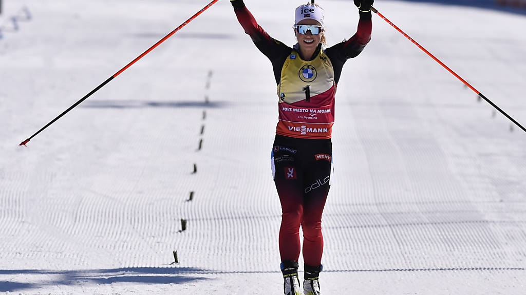 Inoffizieller Weltrekord für die Norwegerin Tiril Eckhoff