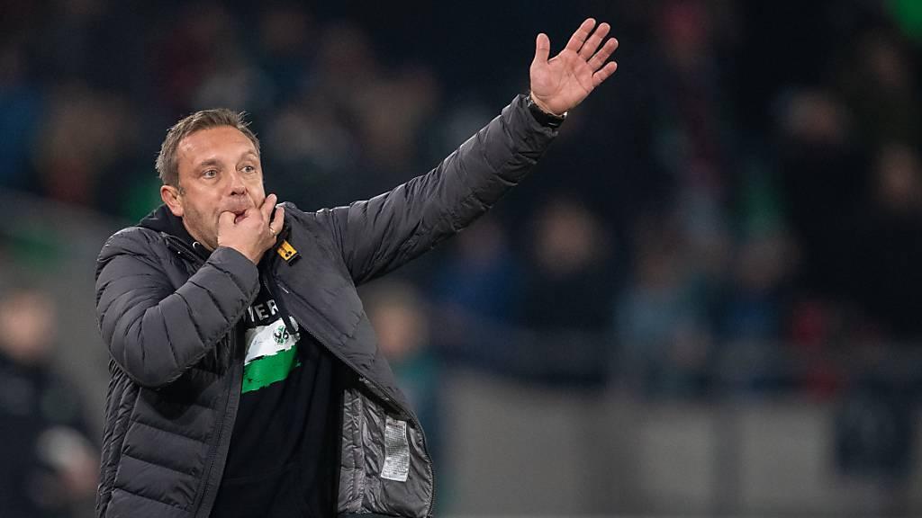 André Breitenreiter soll den FC Zürich zurück zu einem attraktiven, offensiven Fussball führen