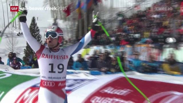 SkiExtra: Ski-WM – Doppelerfolg der Schweizer