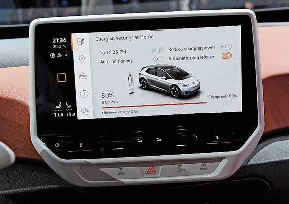 Bevor der I.D.3 ausgeliefert werden kann, hat VW noch Software-Probleme zu lösen.