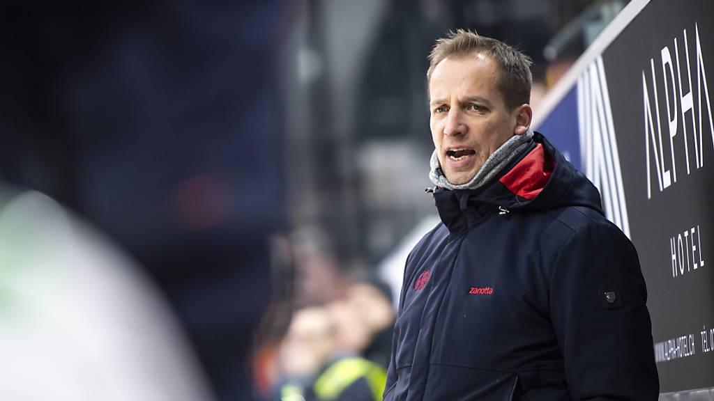 Antti Törmänen wird zu Beginn der kommenden Saison keine Anweisungen an der Bande geben.