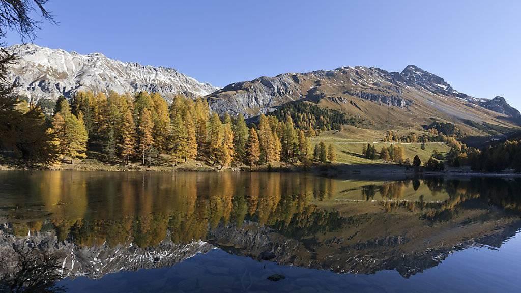 Der Albulapass im Kanton Graubünden. (Archivbild)
