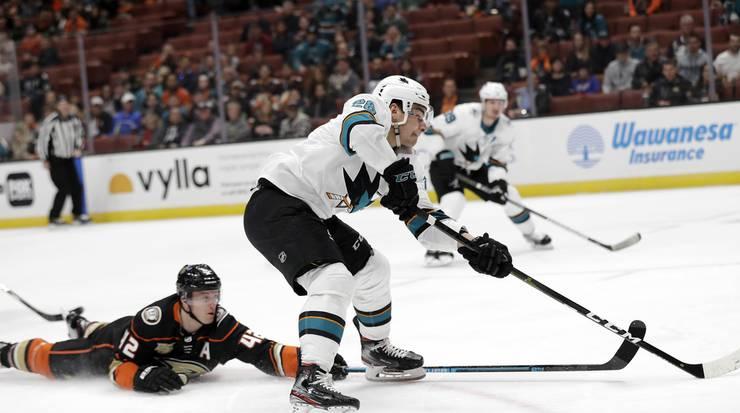 Nicht nur im Nationalteam sorgt der Herisauer für Spektakel. Auch in der NHL hat er sich etabliert.