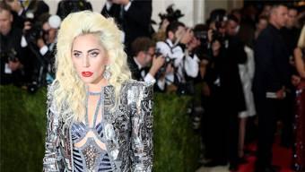 «Es ist meine Mission, die Menschen glücklicher zu machen», findet Popsängerin Lady Gaga. JUSTIN LANE/EPA/Keystone