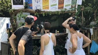 Erste Limmattaler Bierwanderung am 4. August 2018