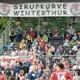 Schweizweit einzigartig: die «Sirupkurve» – eine Tribüne exklusiv für Kinder.