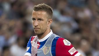Der österreichische Internationale Marc Janko spielt am Sonntag nicht mehr für den FC Basel, sondern mit Lugano gegen Basel