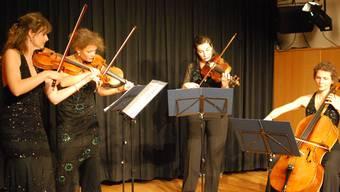 Das Publikum war mit den Musikerinnen zufrieden: «Die vier Frauen haben eine starke Ausstrahlung.»