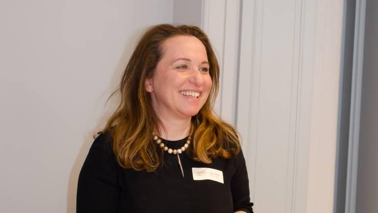 «Das Tempo ist anders»: Studienleiterin Stella Gatziu Grivas.