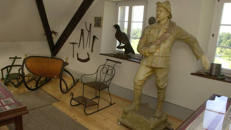 Das Museum Kurhaus Weissenstein wurde von der Bürgergemeinde Solothurn betrieben