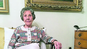 «Mamma mia, waren das Feste!» Giulia Mettauer-Coronet.