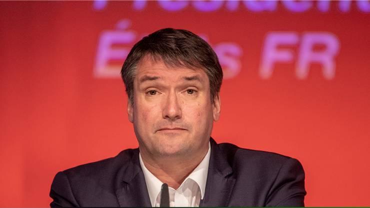 «Wir wollen ein Rahmenabkommen», sagt SP-Präsident Christian Levrat.