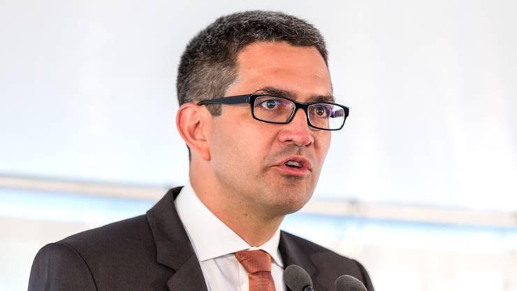 Daniel Issler ist Gesamtprojektleiter der Limmattalbahn AG.