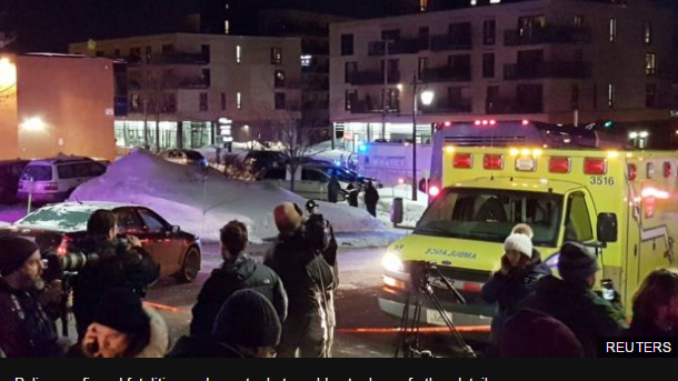 Mehrere Tote nach Schüssen in Moschee