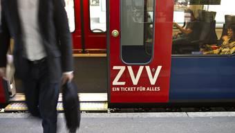 Das Passagierwachstum beim ZVV ist ungebrochen. (Symbolbild)