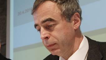 Der Direktor der Pro Helvetia: Pius Knüsel