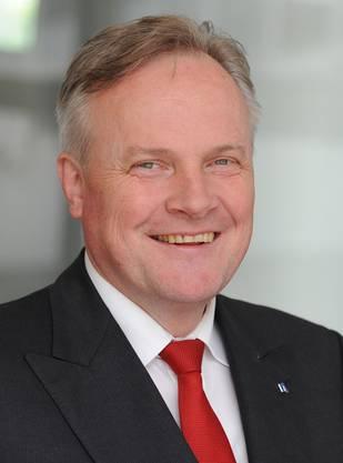 Jürg Ritz, CEO der Baloise Bank SoBa mit Sitz in Solothurn