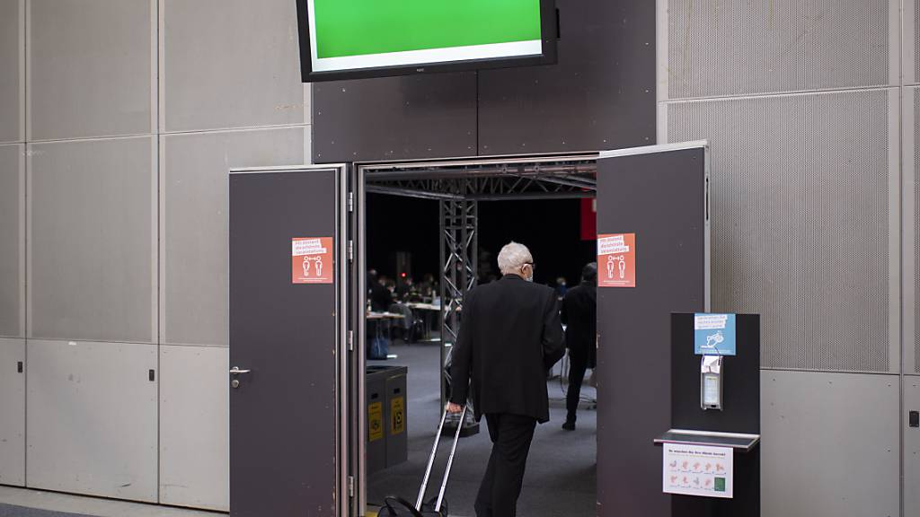 Aus dem St. Galler Kantonsrat wurden in einem Vorstoss Fragen zu den Auswirkungen der Volksabstimmung über das Spital Wattwil gestellt. (Archivbild)