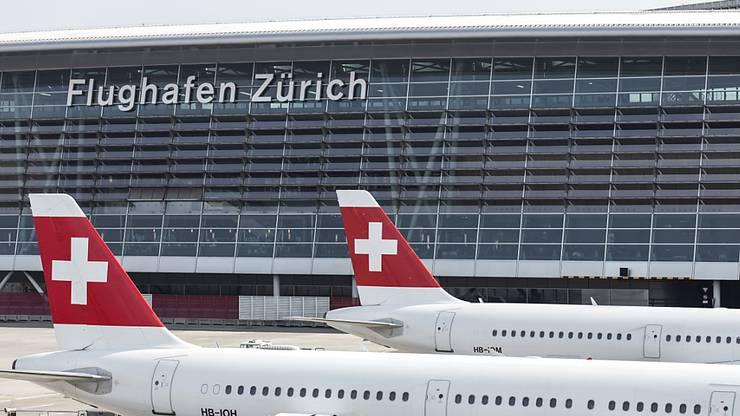 Der Flughafen Zürich ist auch als Wirtschaftsfaktor wichtig. (Archivbild)