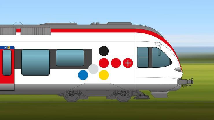 Neues S-Bahn-Design