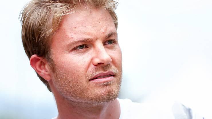 Nico Rosberg war auch zum Auftakt in Sepang der Schnellste