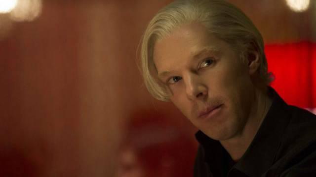 Benedict Cumberbatch als WikiLeaks-Gründer Julian Assange (Archiv)