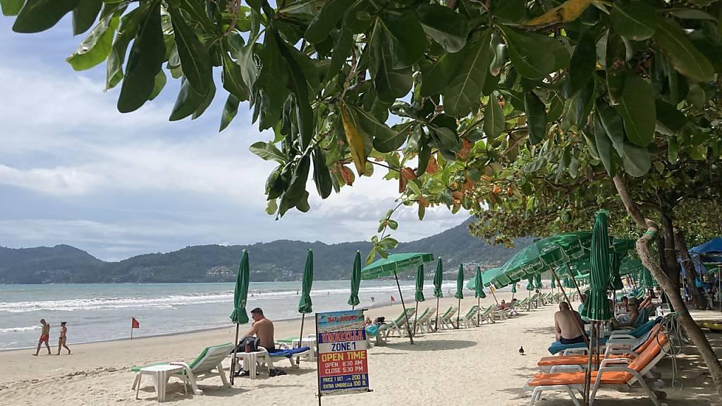Thailand meldet kurz vor der Öffnung sinkende Neuinfektionen
