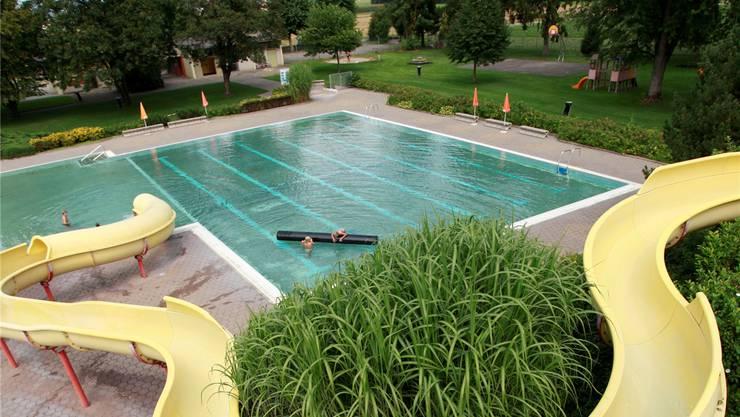 Kriegstettens Gemeinderat erwägt einen Austritt aus der gemeinsamen Anstalt Schwimmbad Gerlafingen.