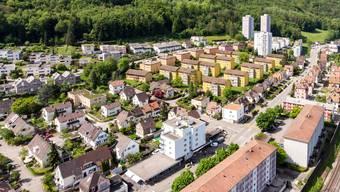 Der Kappelerhof verbindet Baden und Turgi.