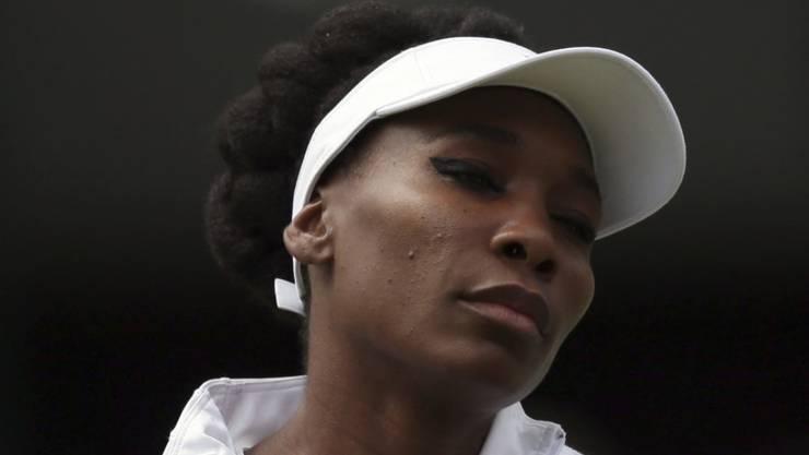 Erleichterung bei Venus Williams: Sie ist laut Polizei nicht die Unfallverursacherin eines tödlichen Autounfalls.