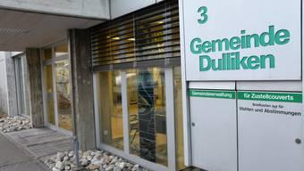 Die Gemeindeverwaltung von Dulliken.
