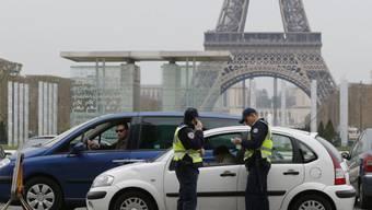 In Frankreich werden die Kontrollen verschärft (Archiv)