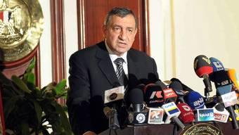 Interims-Regierungschef Essam Scharaf
