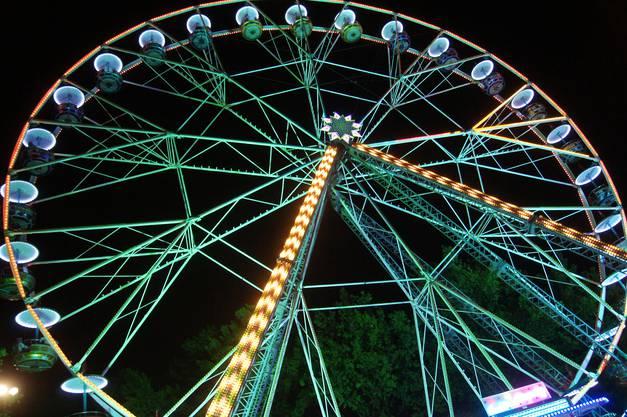 Das Riesenrad by Night