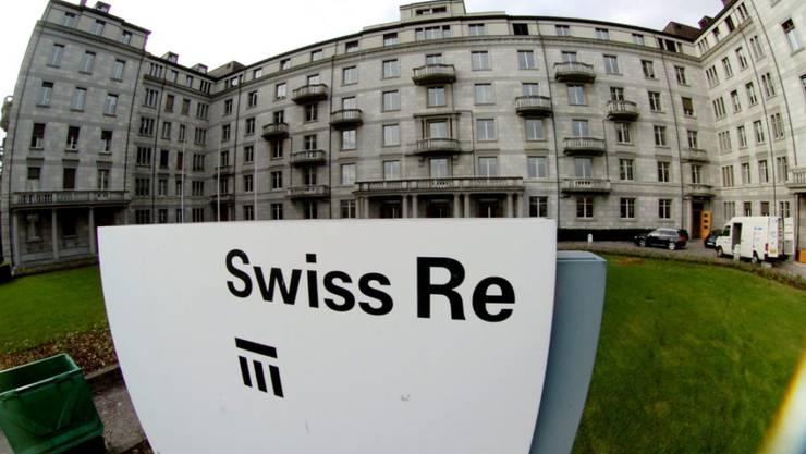 Der Rückversicherer Swiss Re leitet weitere Schritte für den Börsengang der britischen Lebensversicherungstochter in London ein. (Archivbild)