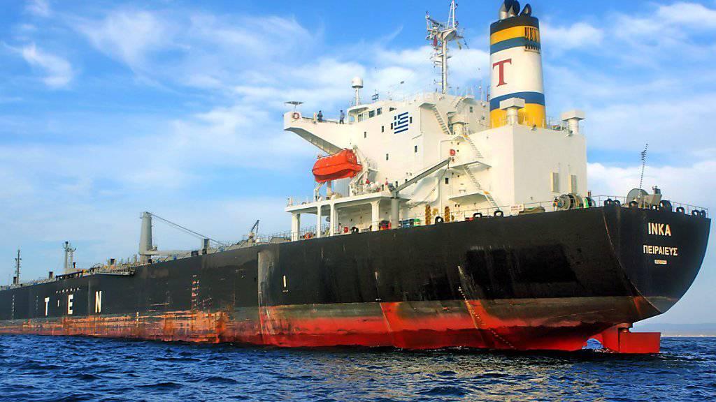 Die USA haben die Daumenschrauben gegen Schifffahrtsunternehmen angezogen, die Erdöl aus Venezuela transportieren. (Symbolbild)