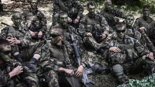 Hat nachweislich eine Integrationsfunktion für Secondos: Schweizer Armee. Foto: Keystone
