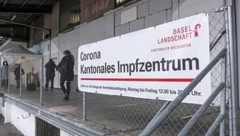Eröffnung Baselbieter Impfzentrum