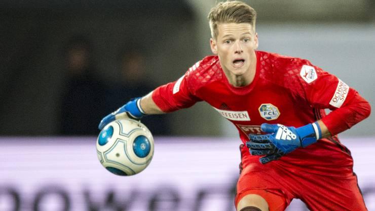 Nach einer Saison als Nummer 1 beim FC Luzern gehört Jonas Omlin seit Dienstag dem FC Basel an – und hat dort grosse Ziele.
