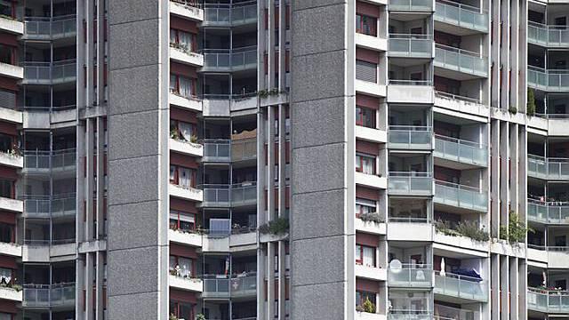 Die Wohnungsmieten sind gestiegen