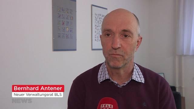 Wahl von Bernhard Antener in Verwaltungsrat der BLS stösst auf Kritik