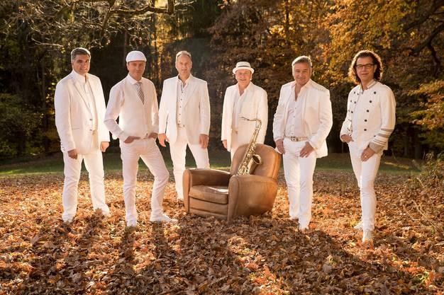 Kommen aus Österreich nach Urdorf: Die Paldauer, die sehr erfolgreiche Schlagerband, deren Geschichte zurückgeht bis 1968.